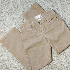 J. Crew Corduroy Boot Cut Pants Size 30R